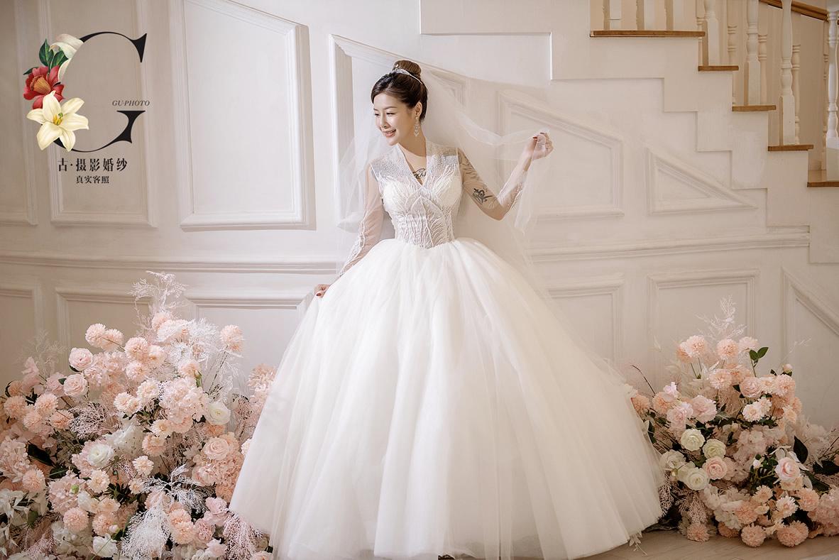 陈先生 肖小姐 - 每日客照 - 广州婚纱摄影-广州古摄影官网