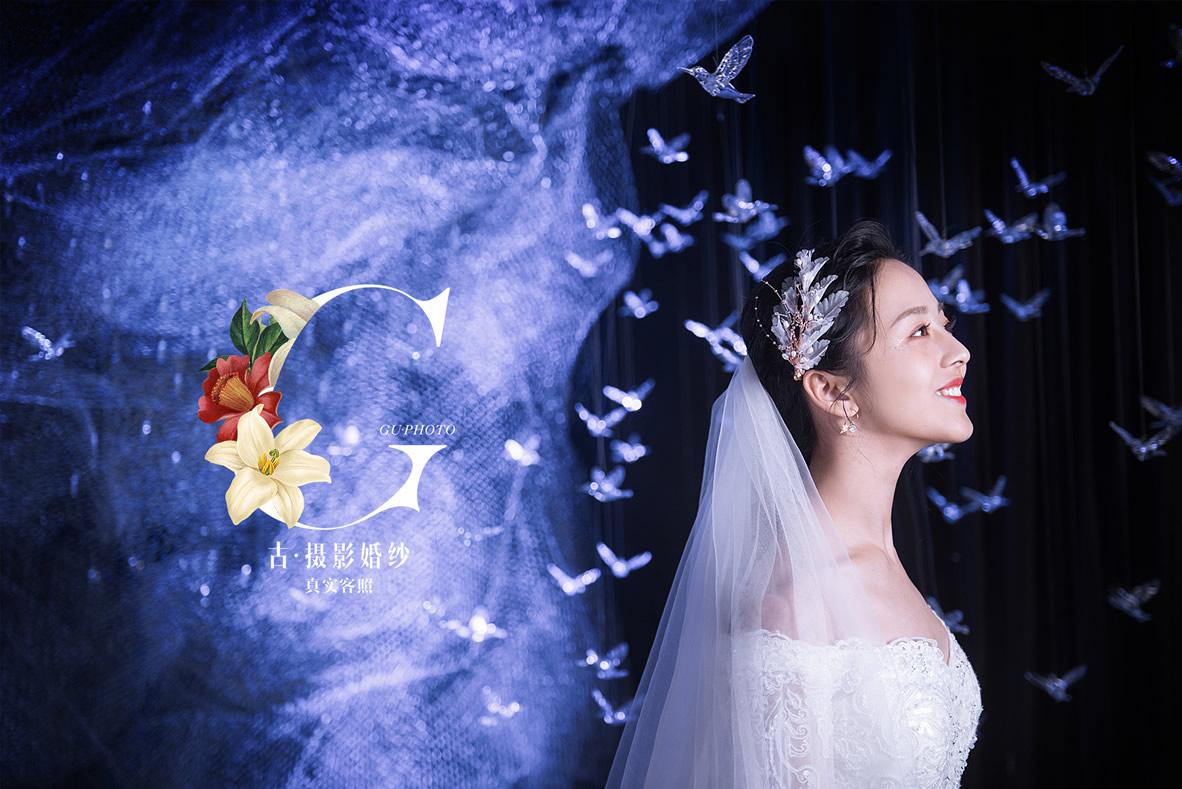 张先生 陈小姐 - 每日客照 - 广州婚纱摄影-广州古摄影官网