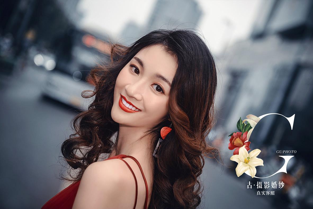 陈先生 唐小姐 - 每日客照 - 广州婚纱摄影-广州古摄影官网