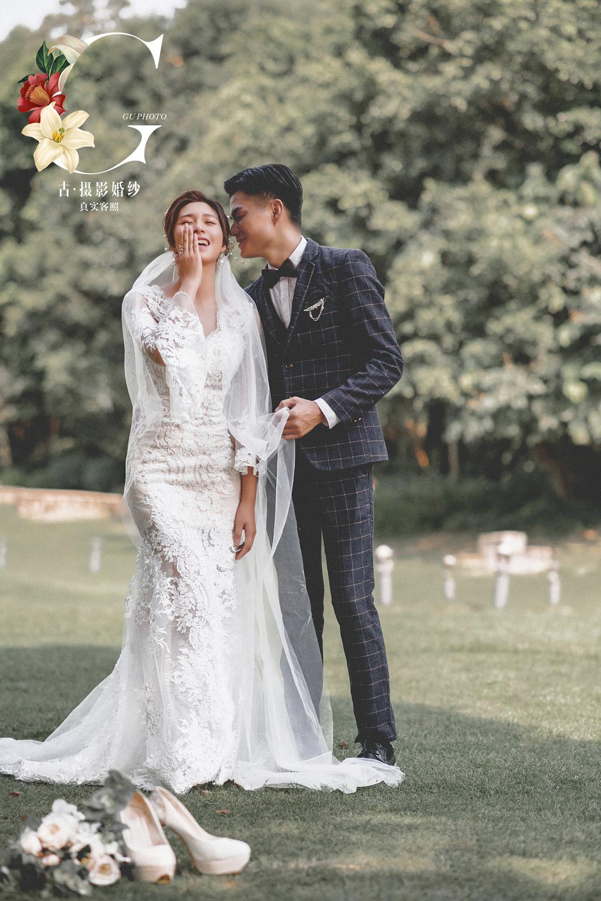 李先生 何小姐 - 每日客照 - 广州婚纱摄影-广州古摄影官网