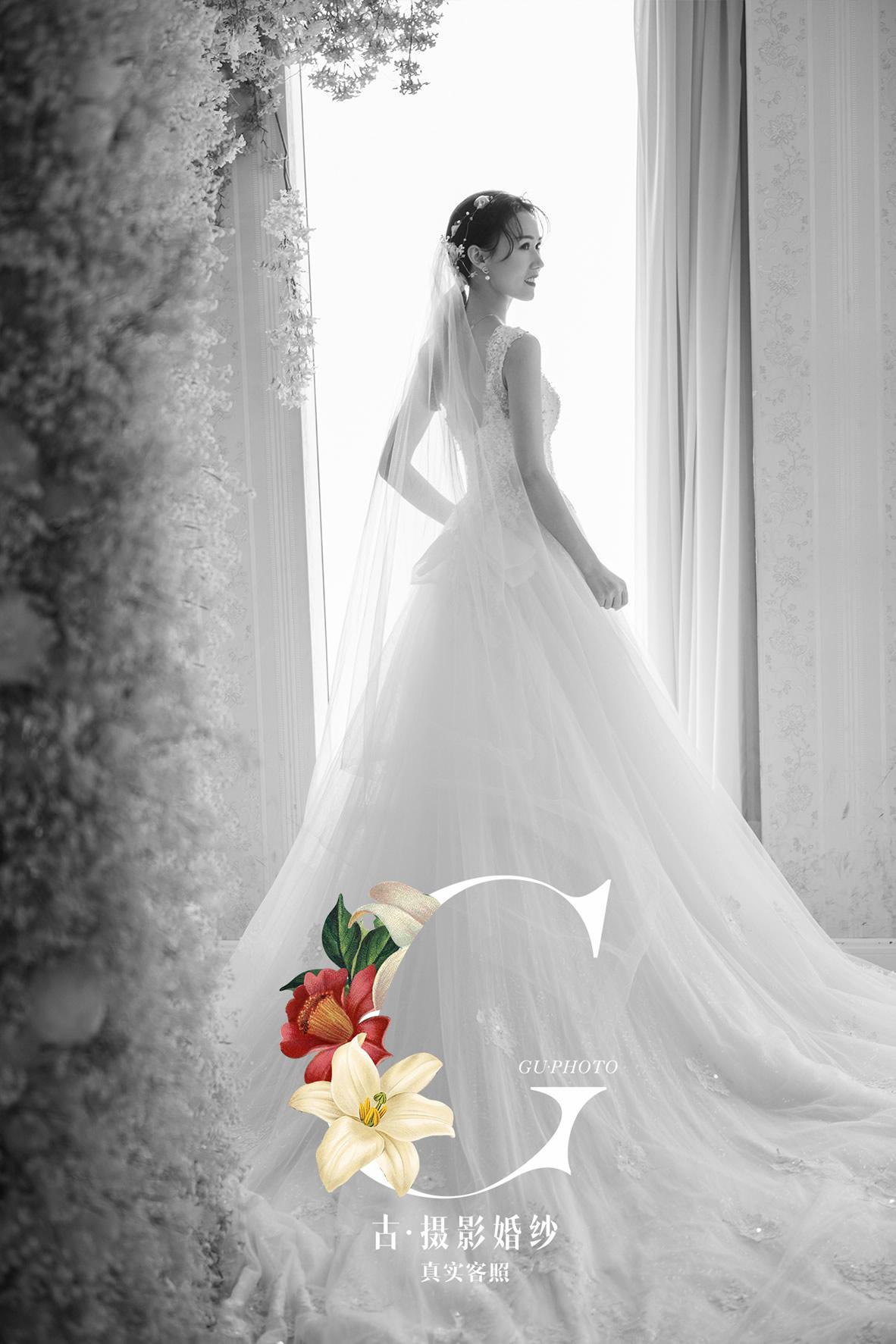 付先生 孙小姐 - 每日客照 - 广州婚纱摄影-广州古摄影官网
