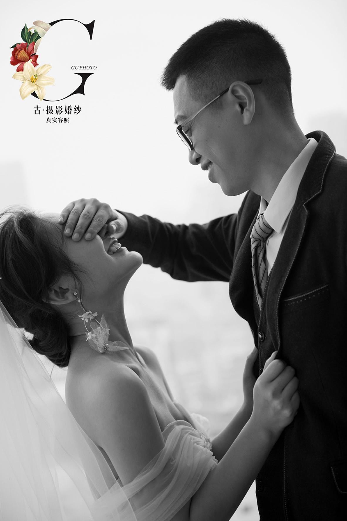 陈先生 刘小姐 - 每日客照 - 广州婚纱摄影-广州古摄影官网