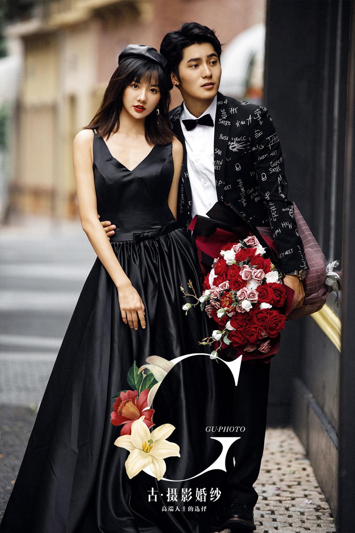 公主道《黑色优雅》 - 拍摄地 - 广州婚纱摄影-广州古摄影官网