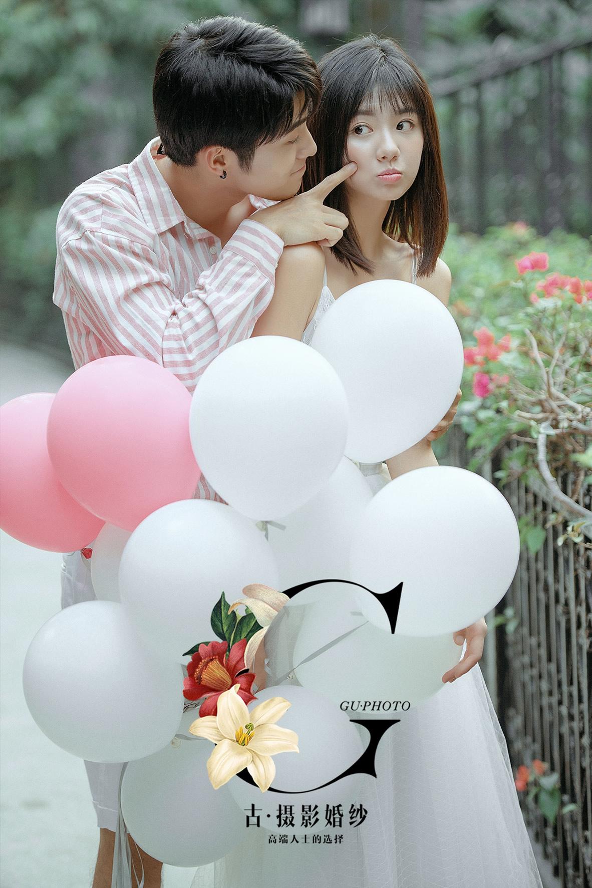 创意园《告白气球》 - 拍摄地 - 广州婚纱摄影-广州古摄影官网