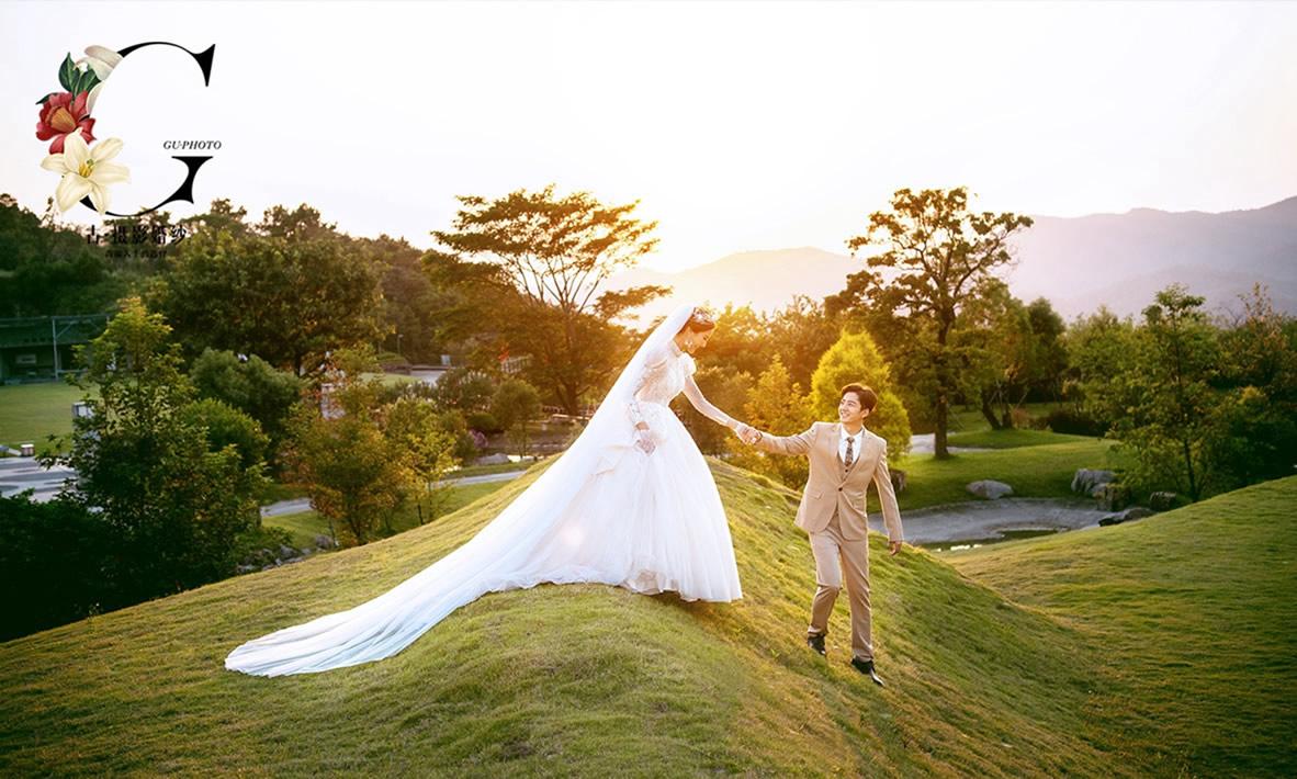 全新KING'S GARDEN《国王庄园》 - 拍摄地 - 广州婚纱摄影-广州古摄影官网