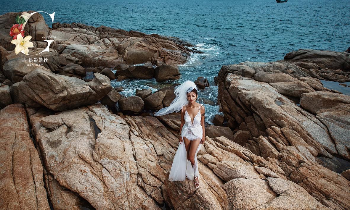 上川岛《大堡礁》 - 拍摄地 - 广州婚纱摄影-广州古摄影官网