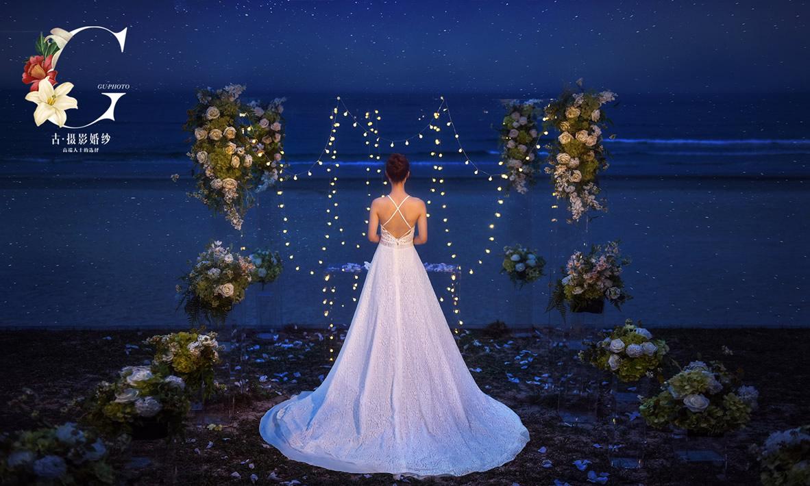 上川岛《梦幻婚礼》 - 拍摄地 - 广州婚纱摄影-广州古摄影官网