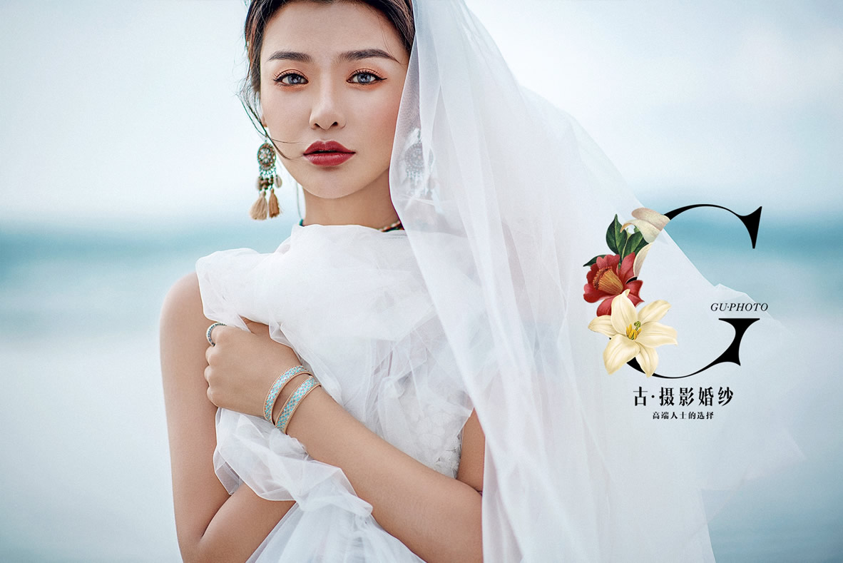 上川岛《蓝色恋人》 - 拍摄地 - 广州婚纱摄影-广州古摄影官网
