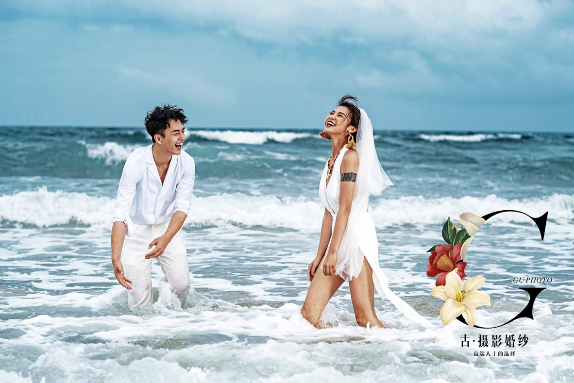 上川岛《冲浪诱惑》 - 拍摄地 - 广州婚纱摄影-广州古摄影官网