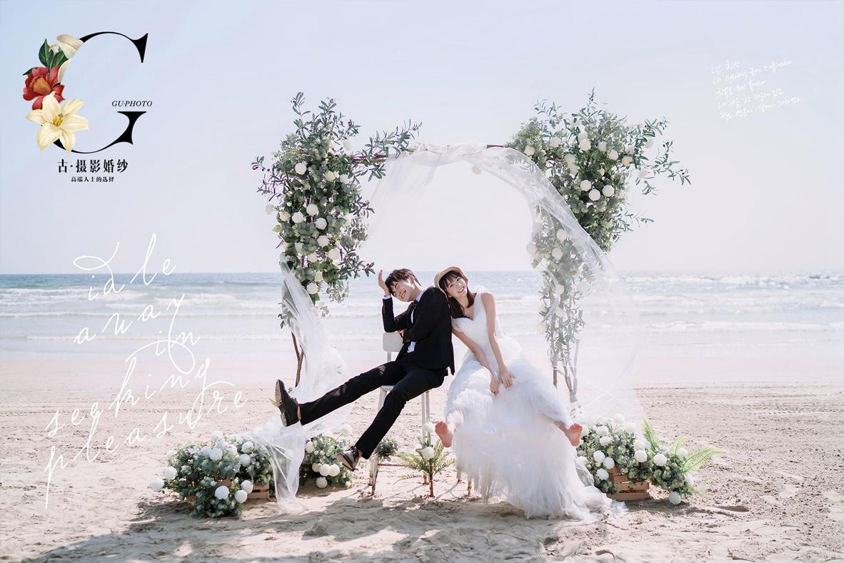 上川岛《海边婚礼》 - 拍摄地 - 广州婚纱摄影-广州古摄影官网