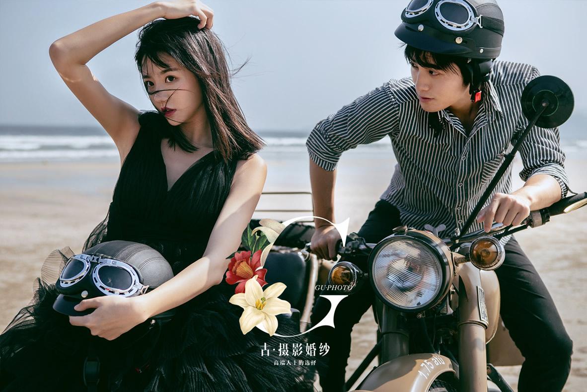 上川岛《复古机车》 - 拍摄地 - 广州婚纱摄影-广州古摄影官网