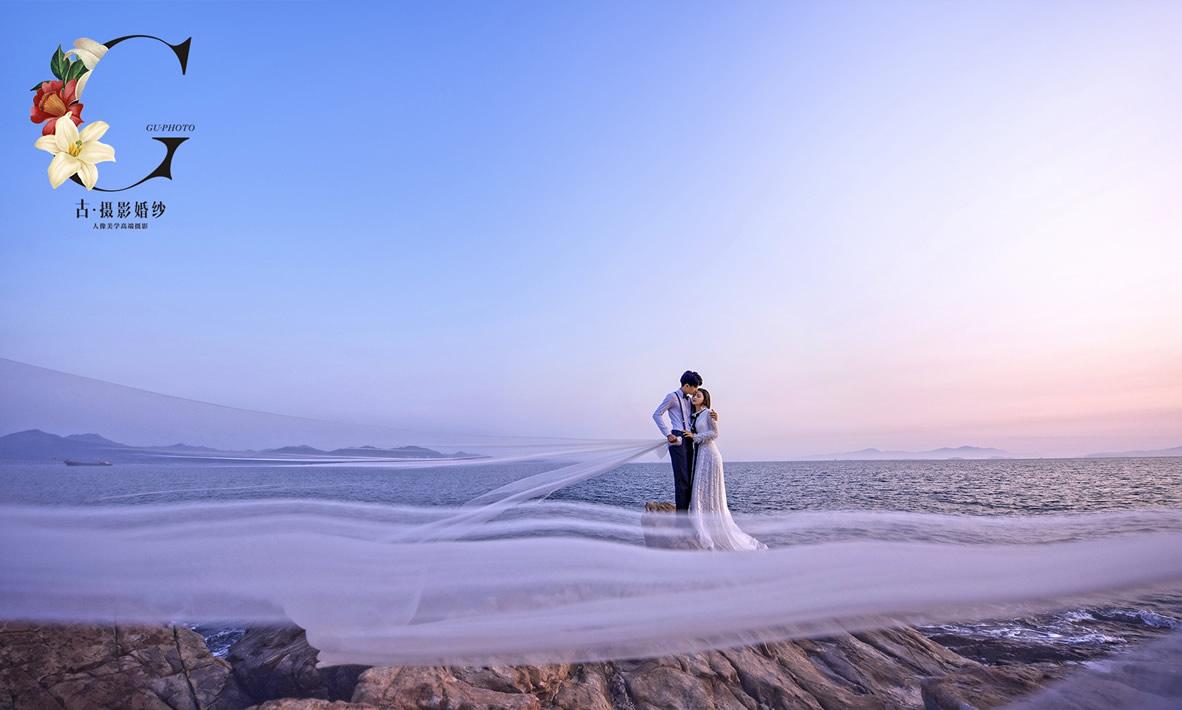 十里银滩 - 广州婚纱景点客照 - 广州婚纱摄影-广州古摄影官网