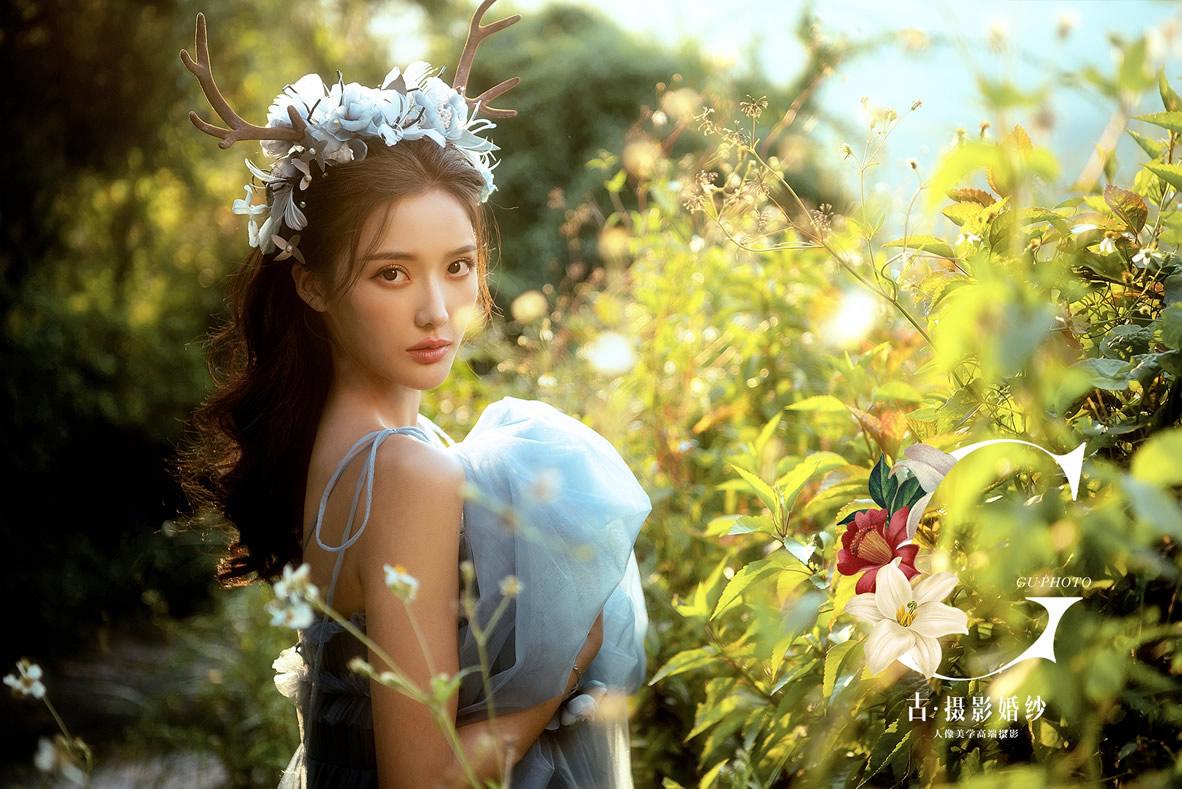 KING'S GARDEN - 广州婚纱景点客照 - 广州婚纱摄影-广州古摄影官网