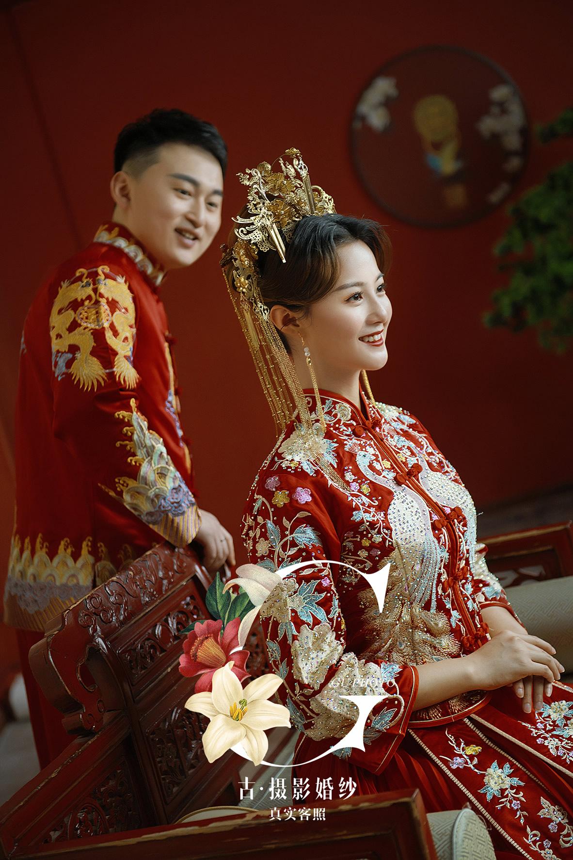 肖先生 代小姐 - 每日客照 - 广州婚纱摄影-广州古摄影官网