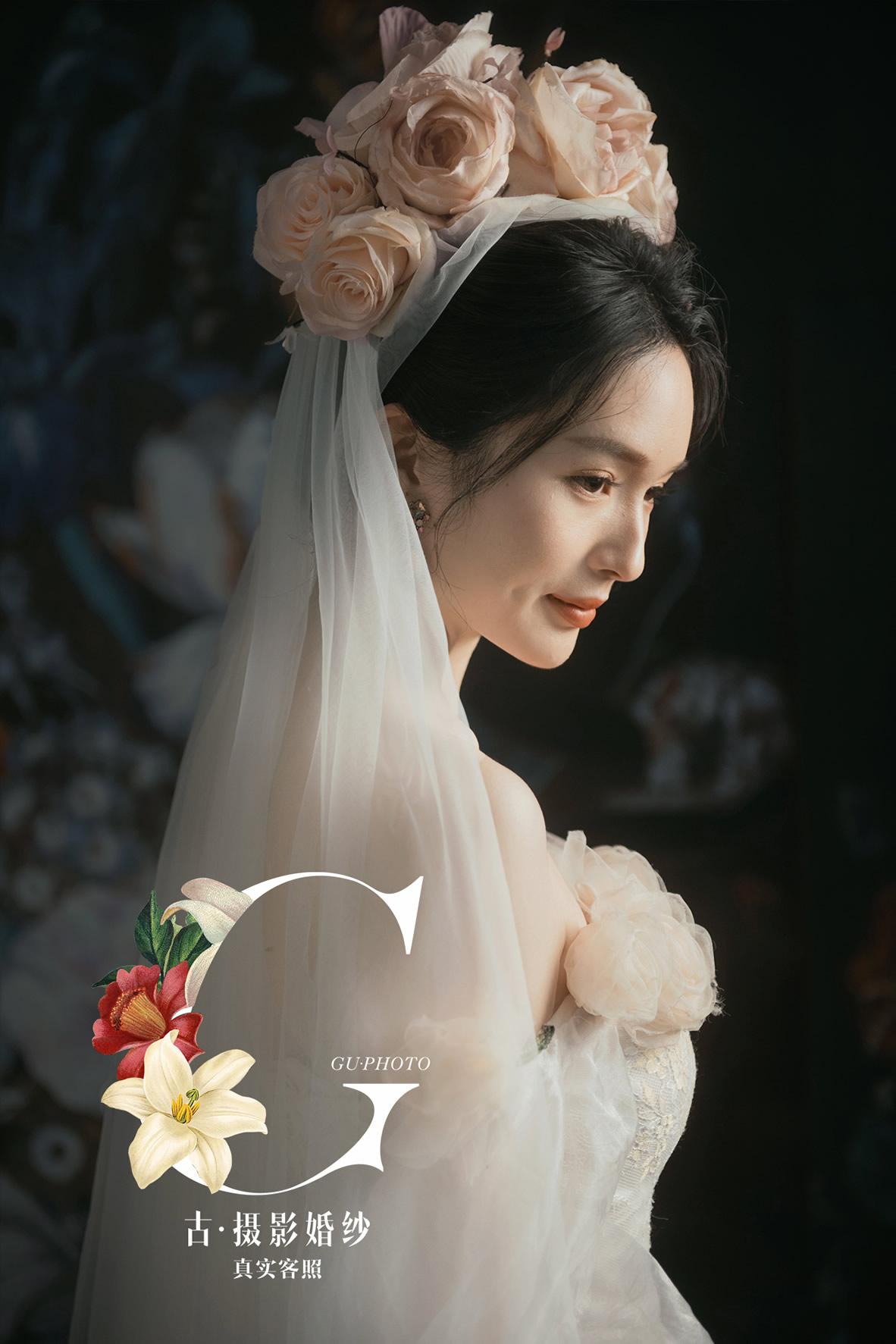 卢先生 尹小姐 - 每日客照 - 广州婚纱摄影-广州古摄影官网