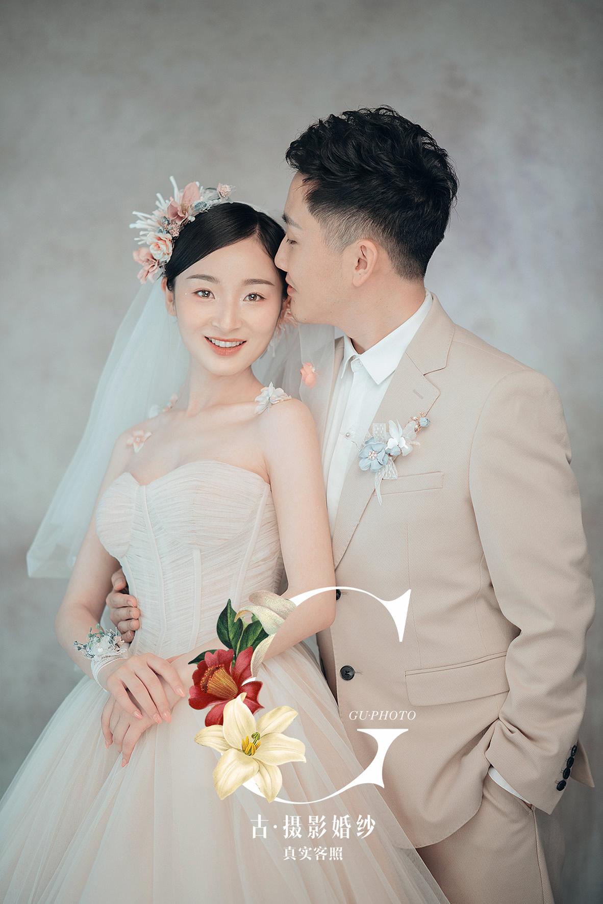 梁小姐夫妇 - 每日客照 - 广州婚纱摄影-广州古摄影官网