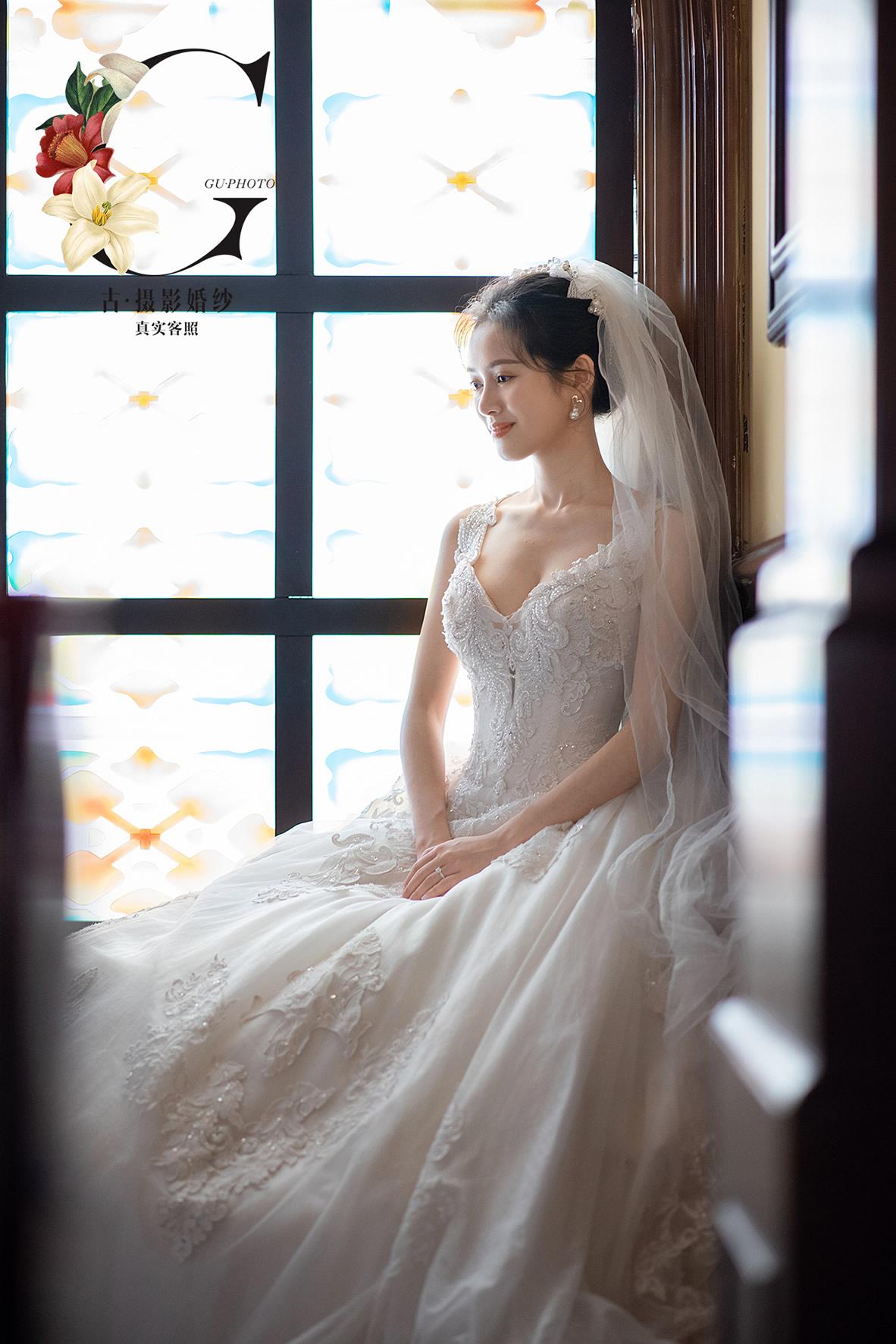 杨先生 潘小姐 - 每日客照 - 广州婚纱摄影-广州古摄影官网
