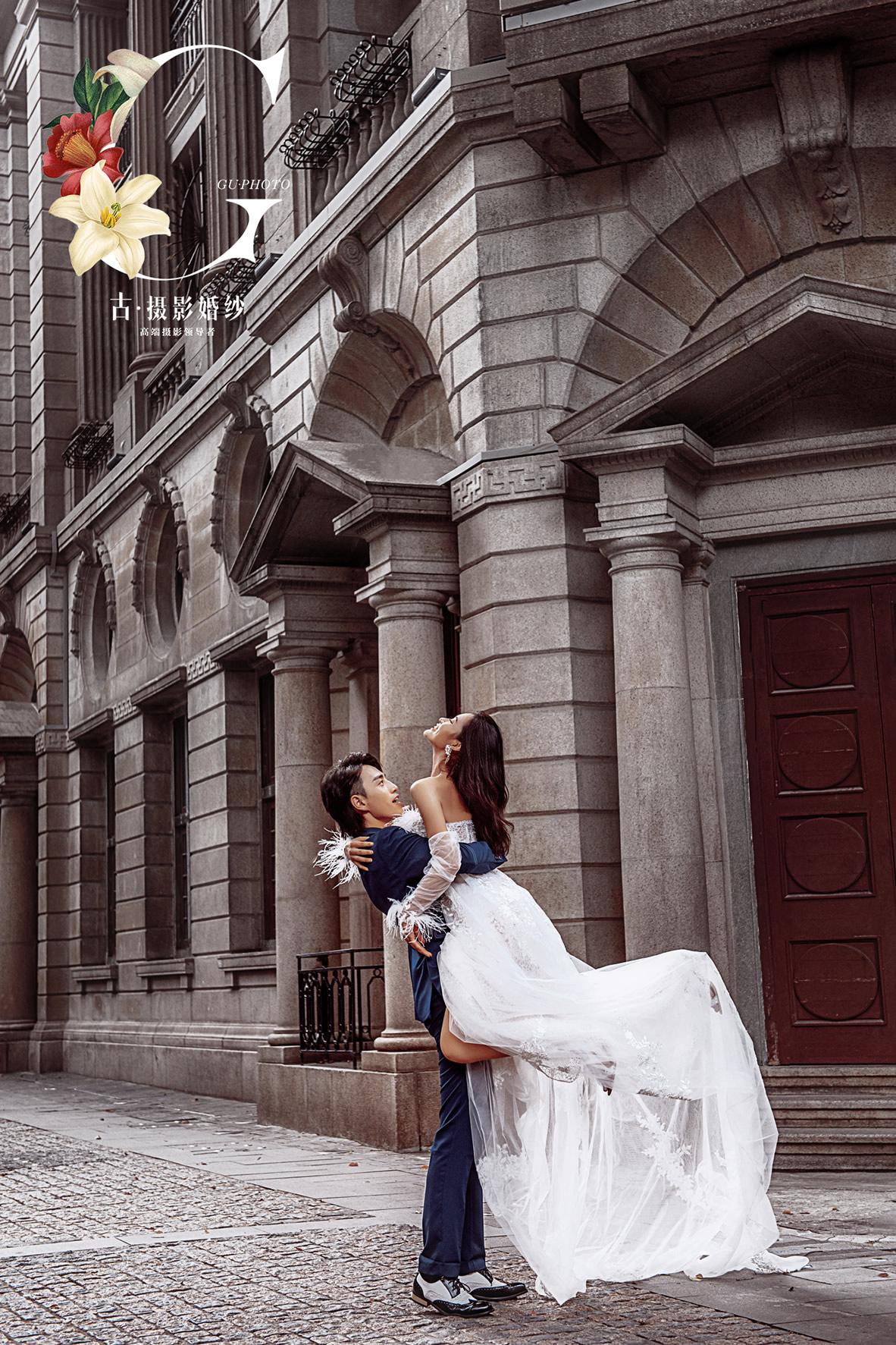 城市街拍《沙面》 - 拍摄地 - 广州婚纱摄影-广州古摄影官网