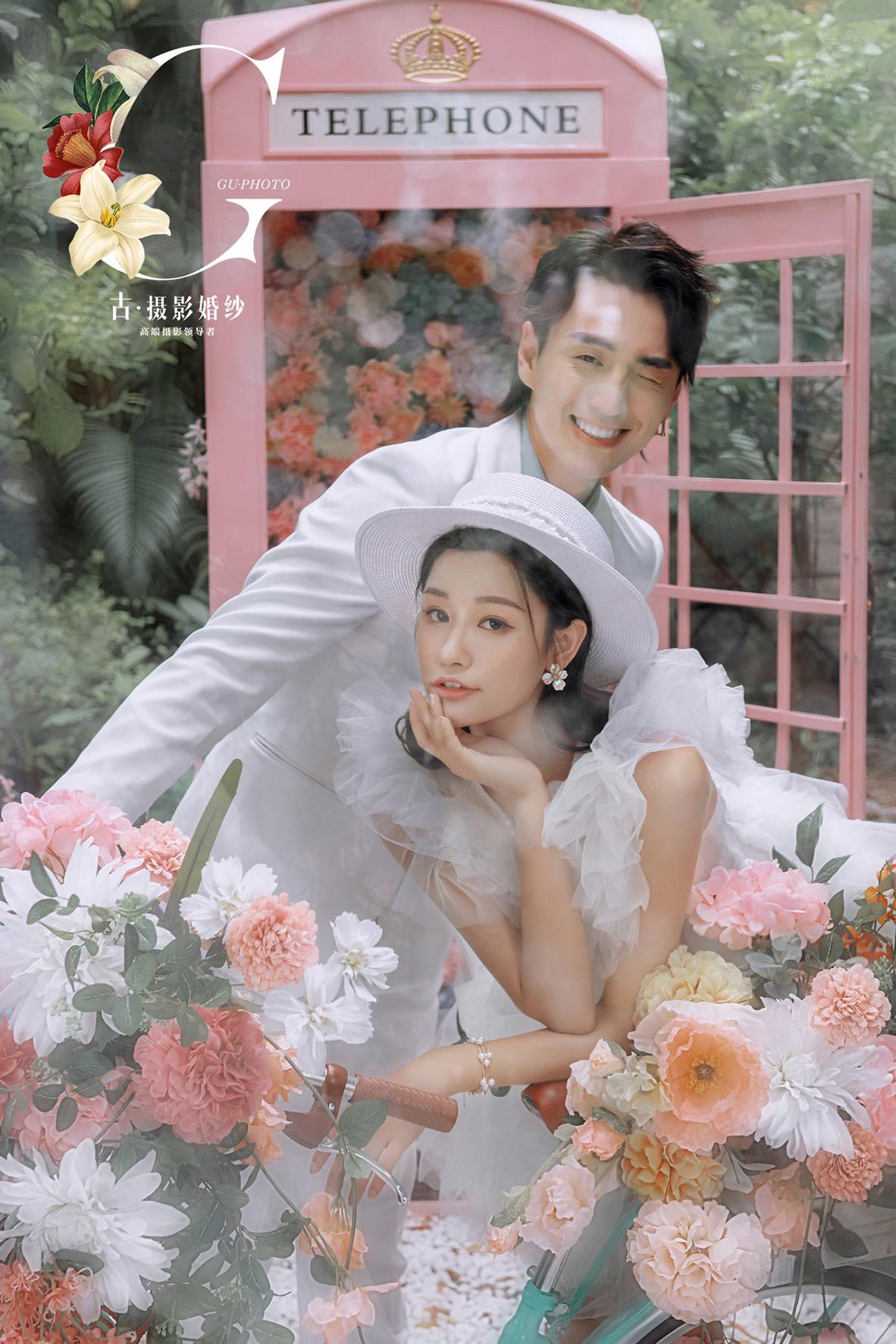 创意园《蜜糖假期》 - 拍摄地 - 广州婚纱摄影-广州古摄影官网