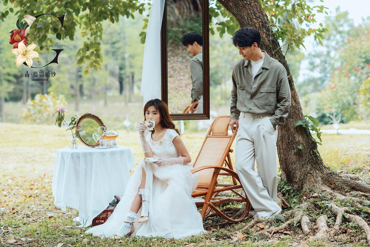 KING'S GARDEN《精灵花园》 - 拍摄地 - 广州婚纱摄影-广州古摄影官网