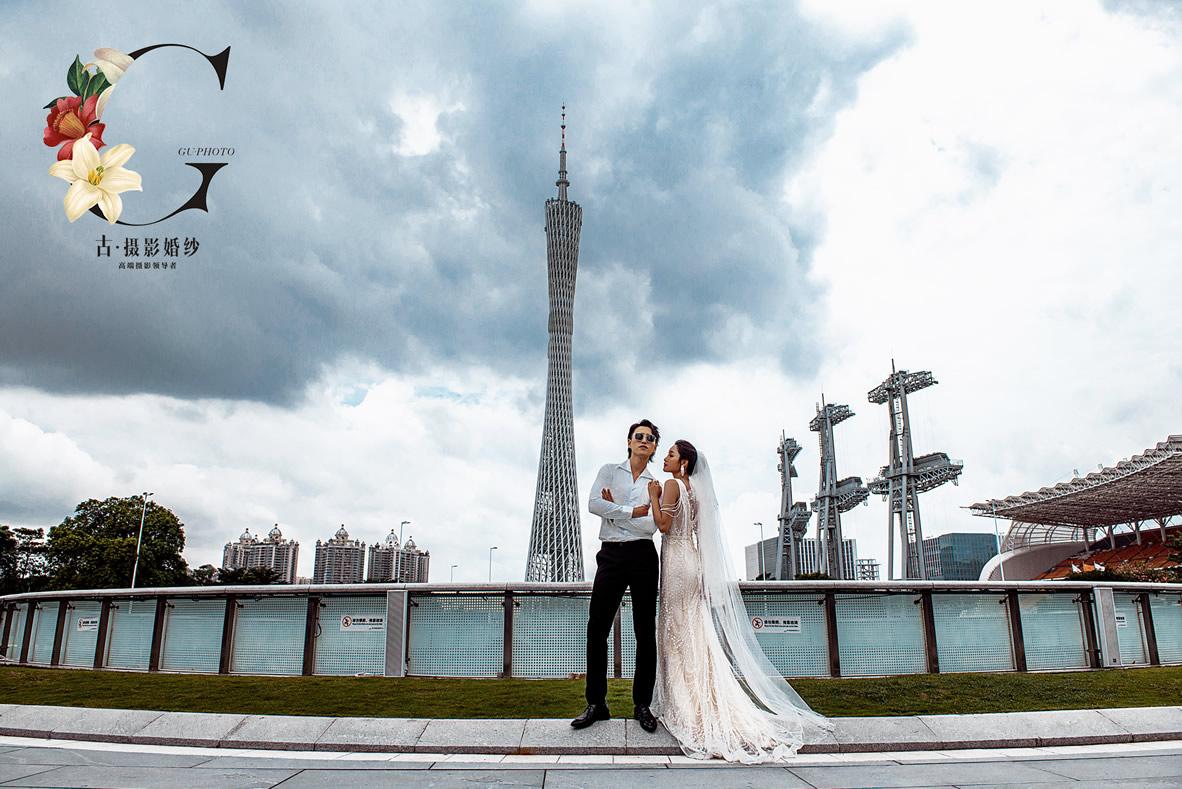 城市街拍《小蛮腰》 - 拍摄地 - 广州婚纱摄影-广州古摄影官网