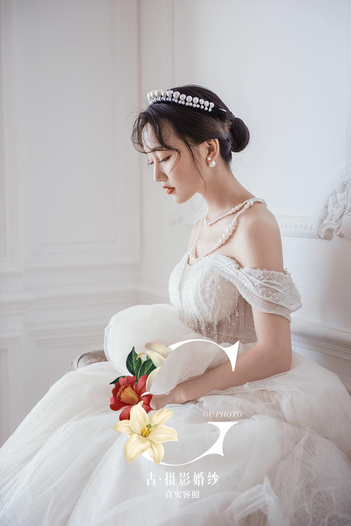 余先生 王小姐 - 每日客照 - 广州婚纱摄影-广州古摄影官网