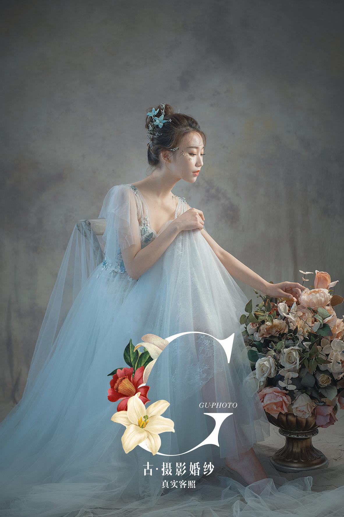 罗先生 刘小姐 - 每日客照 - 广州婚纱摄影-广州古摄影官网