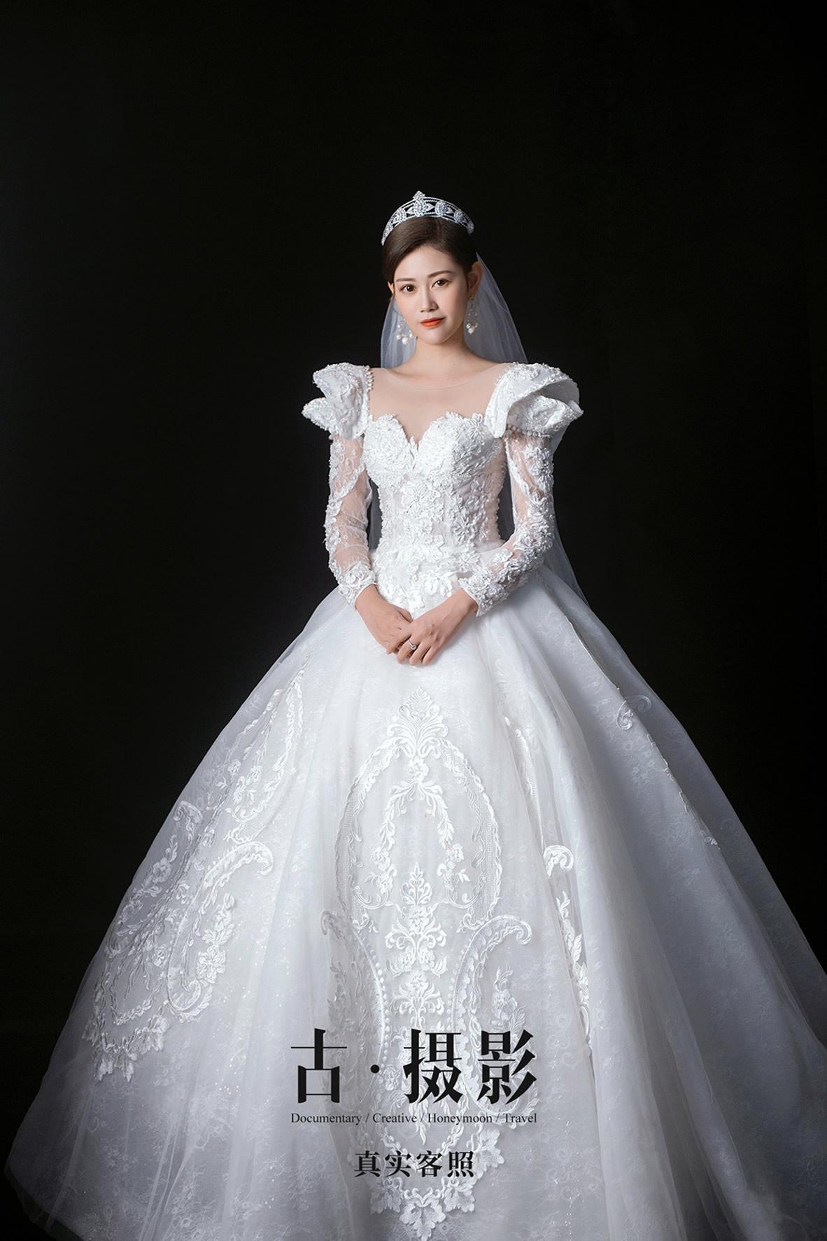 肖先生 宁小姐 - 每日客照 - 广州婚纱摄影-广州古摄影官网