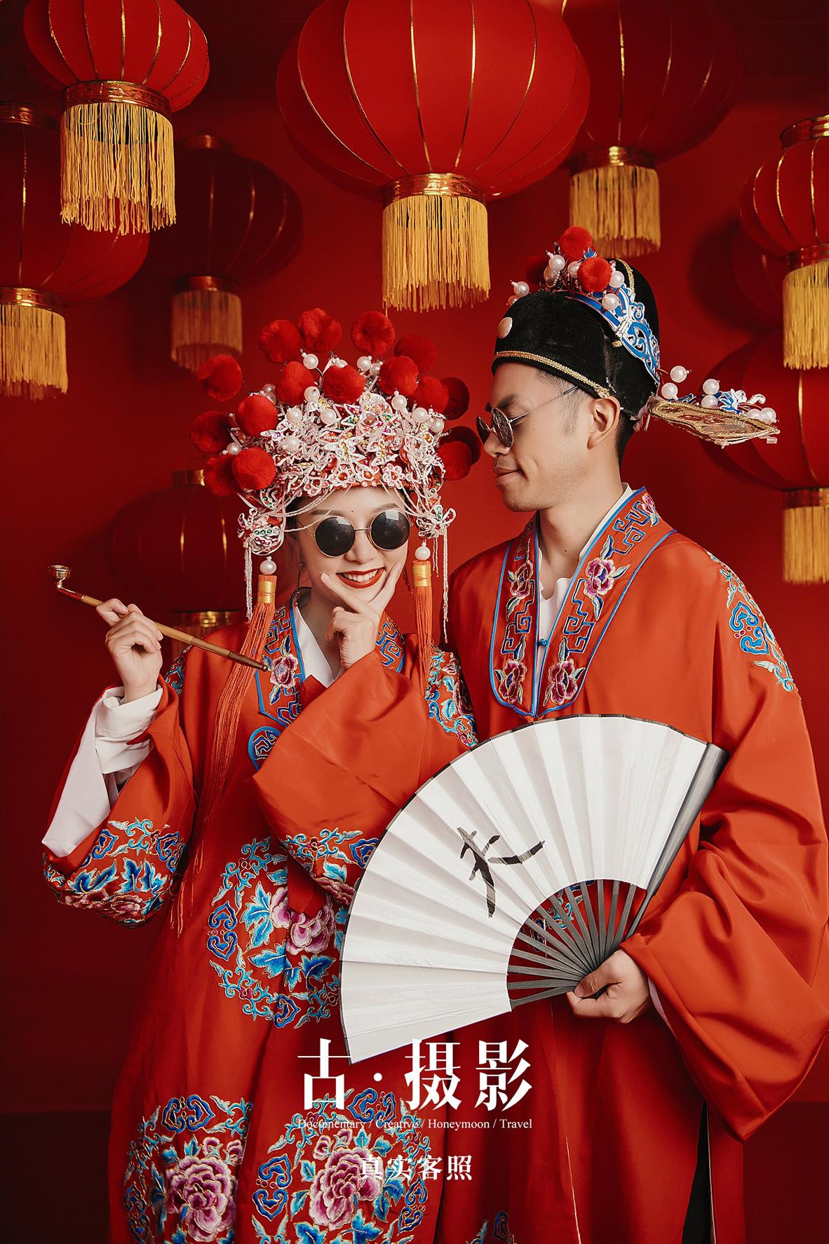 陈先生 庚小姐 - 每日客照 - 广州婚纱摄影-广州古摄影官网