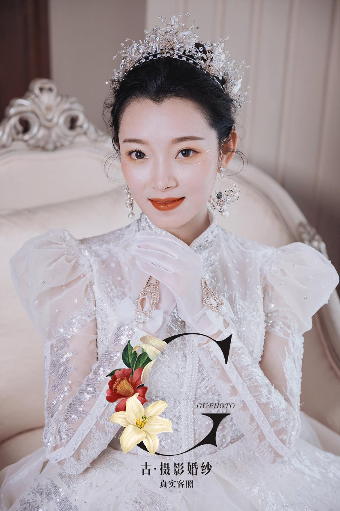 孙小姐夫妇 - 每日客照 - 广州婚纱摄影-广州古摄影官网