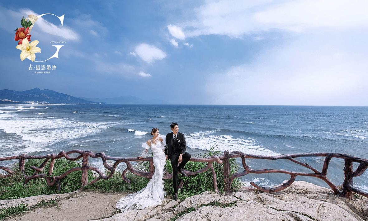 上川岛《情人崖》 - 拍摄地 - 广州婚纱摄影-广州古摄影官网