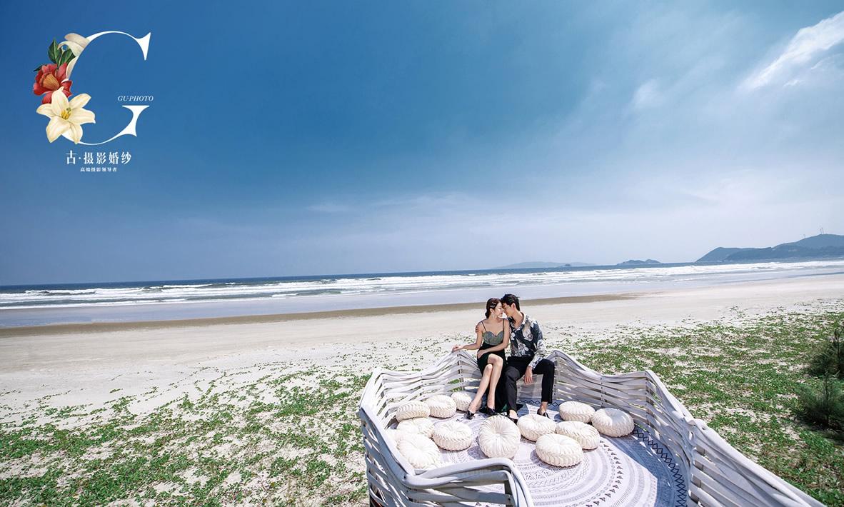 上川岛《沙滩》 - 拍摄地 - 广州婚纱摄影-广州古摄影官网