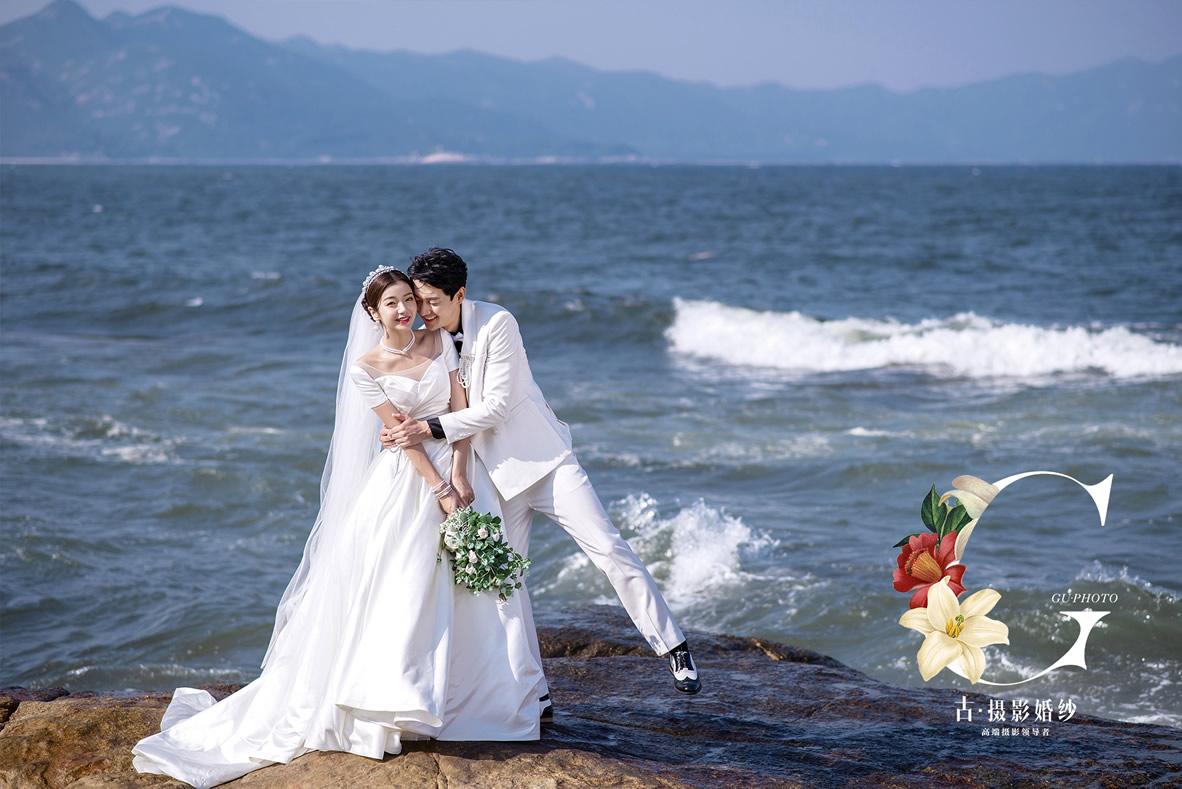 上川岛《礁石》 - 拍摄地 - 广州婚纱摄影-广州古摄影官网