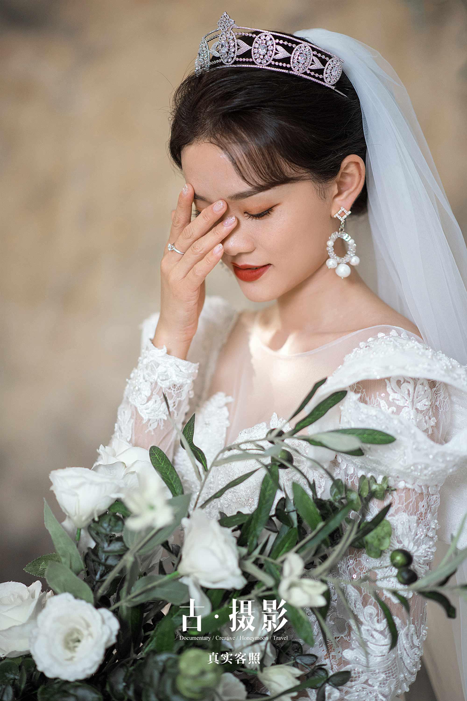 谢先生 王小姐 - 每日客照 - 广州婚纱摄影-广州古摄影官网