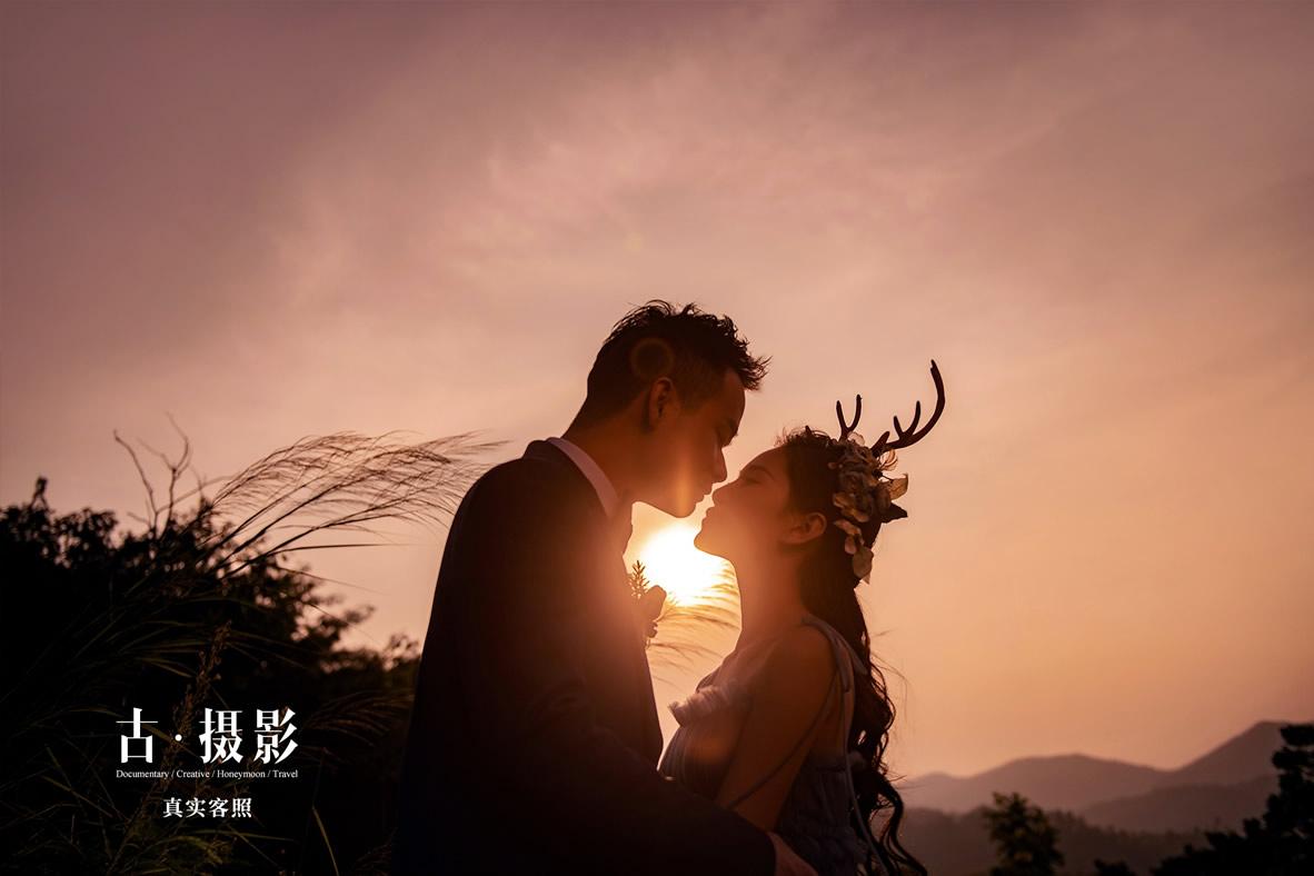 董先生 黄小姐 - 每日客照 - 广州婚纱摄影-广州古摄影官网