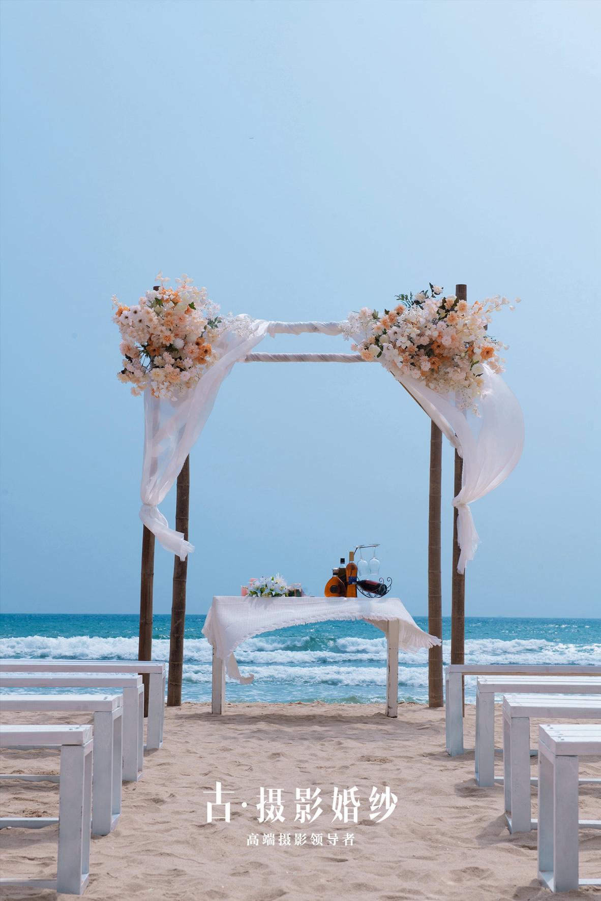 上川岛《海洋礼赞》 - 拍摄地 - 广州婚纱摄影-广州古摄影官网