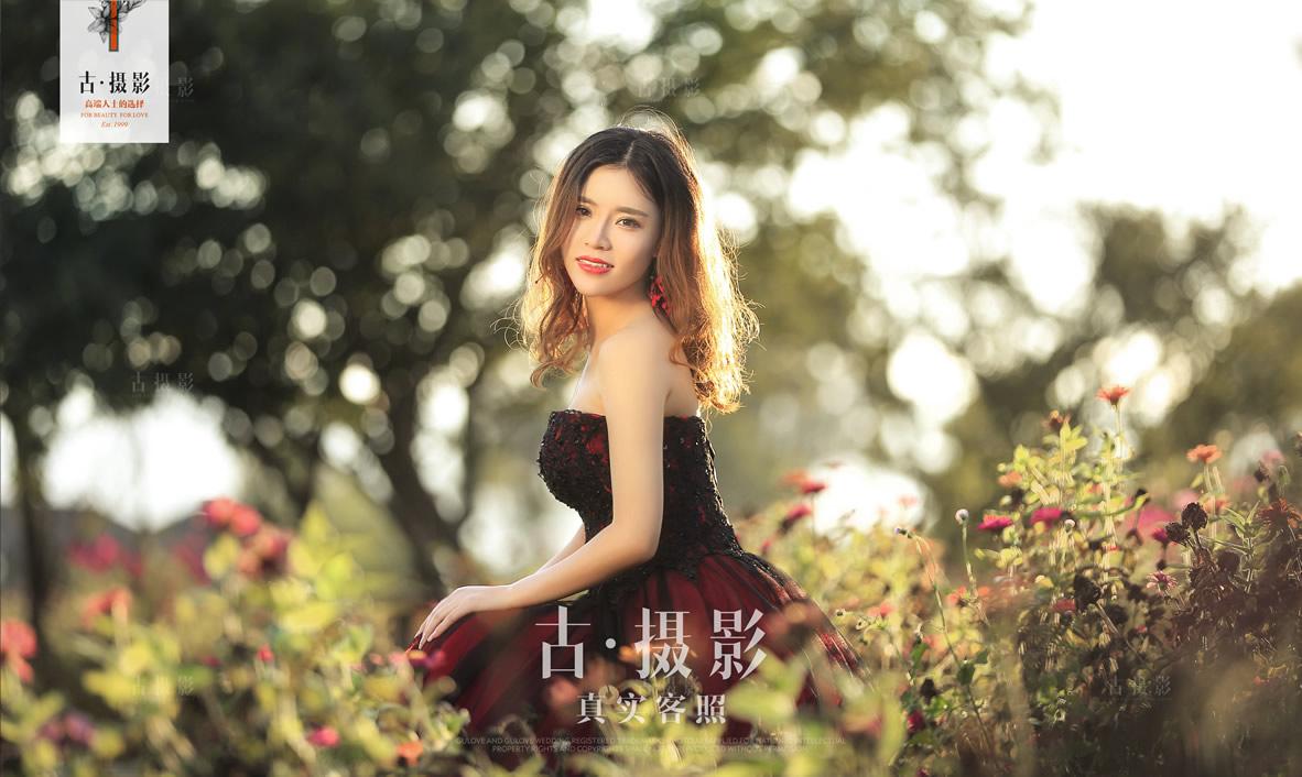 3月12日客片刘先生 李小姐 - 每日客照 - love昆明古摄影-昆明婚纱摄影网