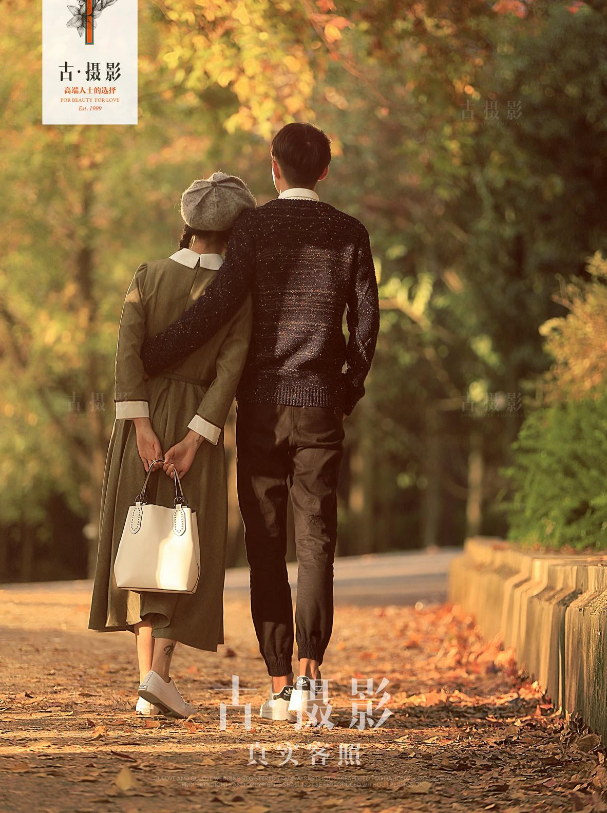 3月18日客片王先生 李小姐 - 每日客照 - love昆明古摄影-昆明婚纱摄影网