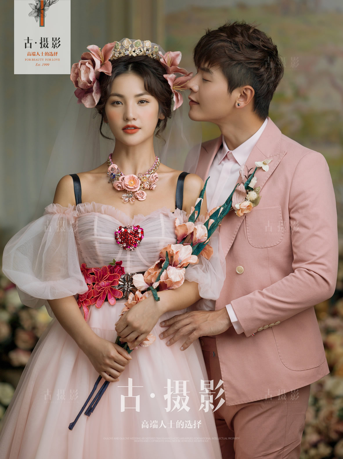 GRACE - 明星范 - love昆明古摄影-昆明婚纱摄影网