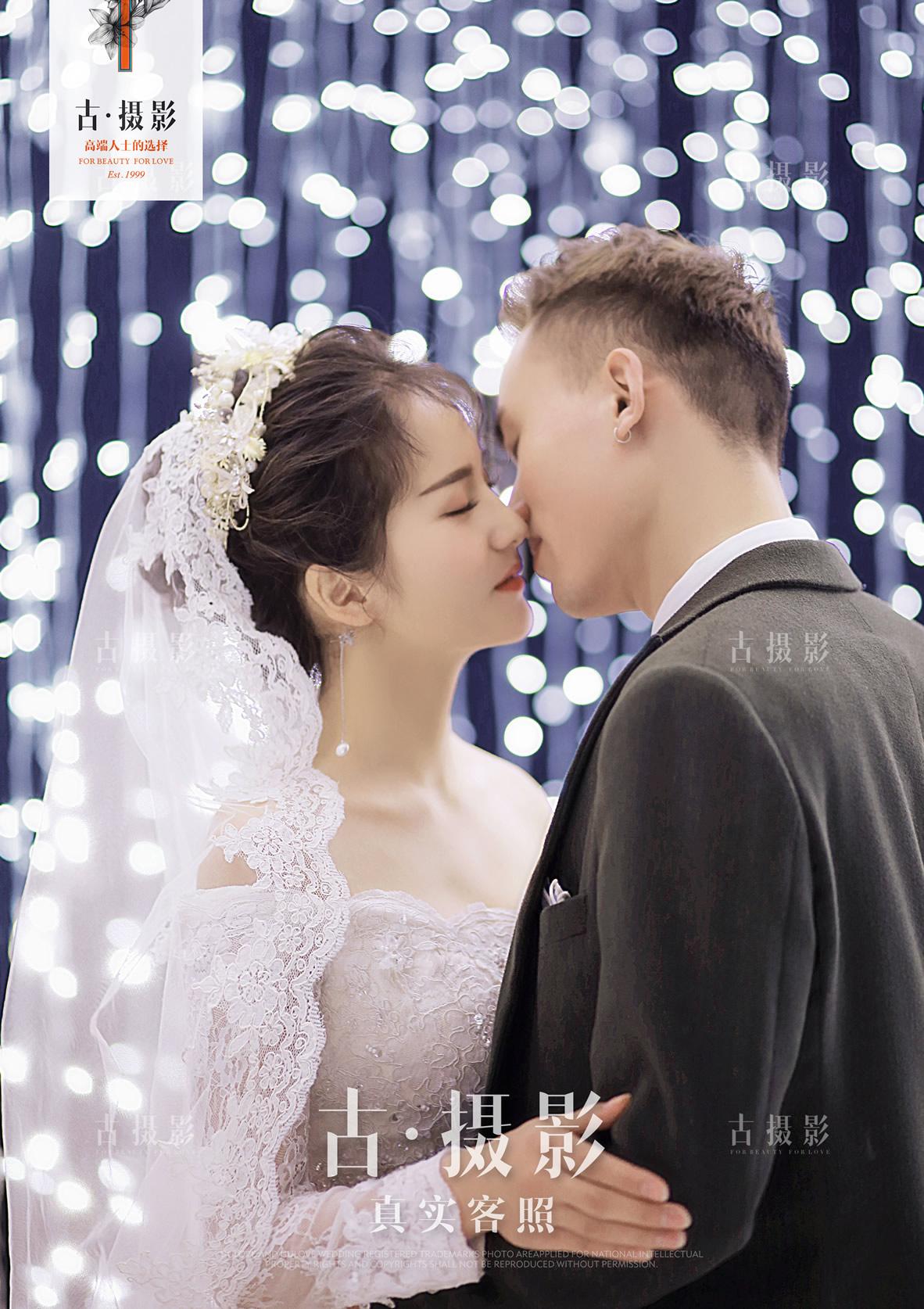 5月4日客片陈先生 李小姐 - 每日客照 - love昆明古摄影-昆明婚纱摄影网