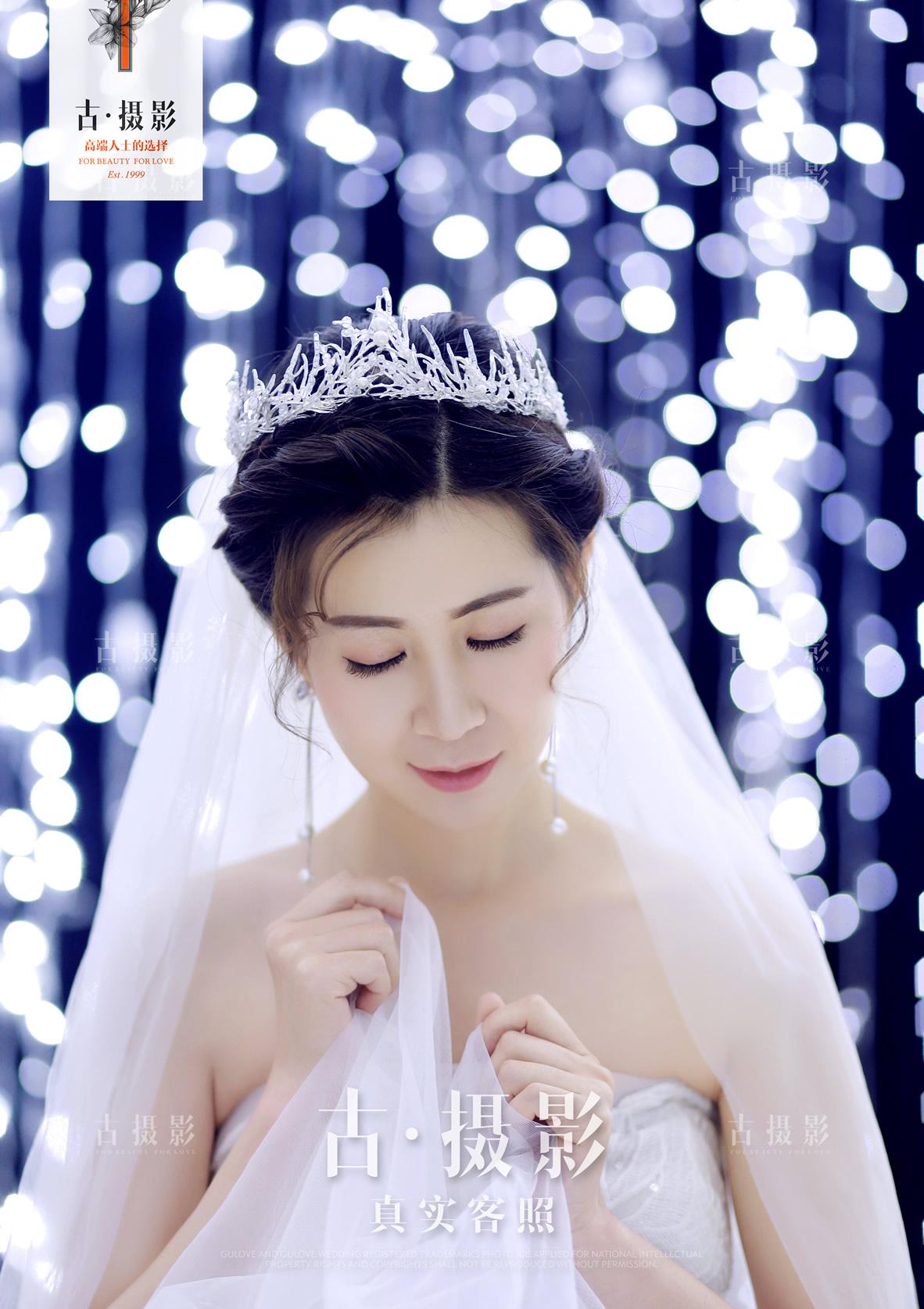 4月20日客片谢先生 吴小姐 - 每日客照 - love昆明古摄影-昆明婚纱摄影网