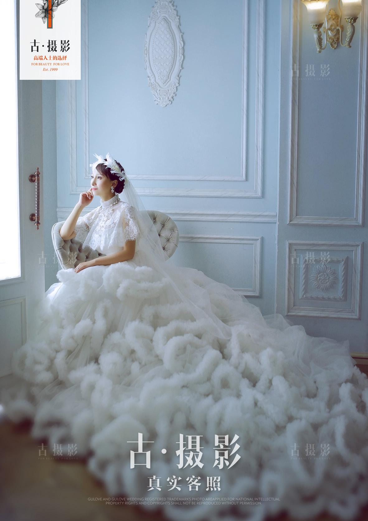 5月13日客片马先生 杨小姐 - 每日客照 - love昆明古摄影-昆明婚纱摄影网