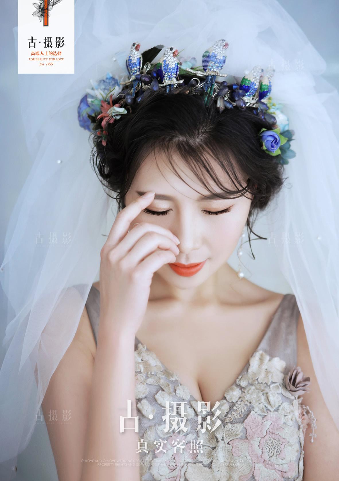 4月18日客片杨先生 李小姐 - 每日客照 - love昆明古摄影-昆明婚纱摄影网