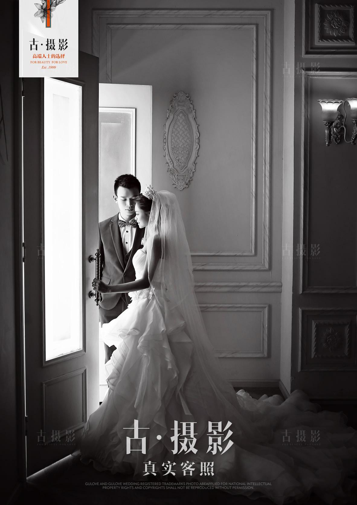 5月13日客片廖先生 张小姐 - 每日客照 - love昆明古摄影-昆明婚纱摄影网
