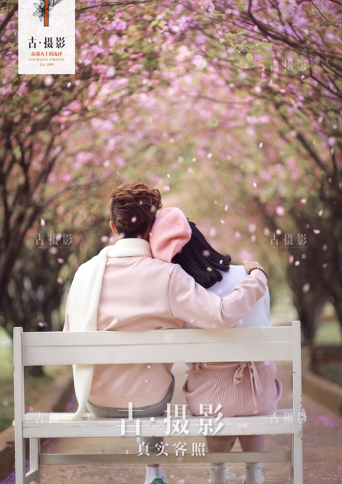 庾家花园 - 昆明婚纱景点客照 - love昆明古摄影-昆明婚纱摄影网