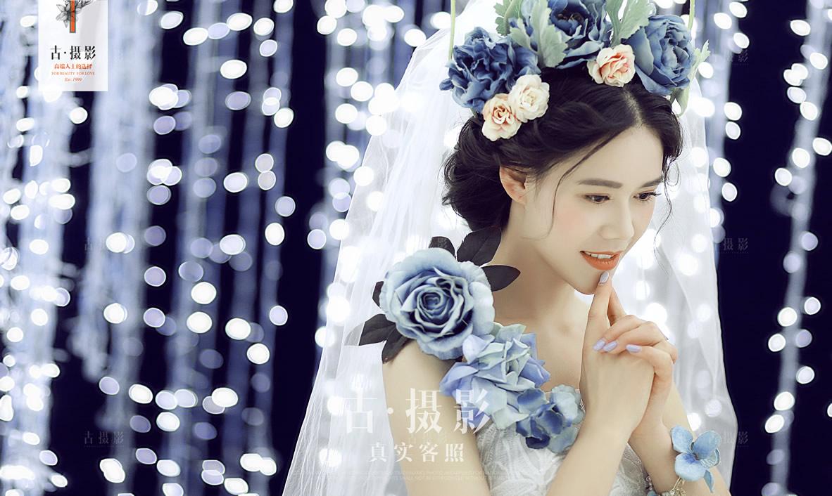 5月18日客片洪先生 卓小姐 - 每日客照 - love昆明古摄影-昆明婚纱摄影网