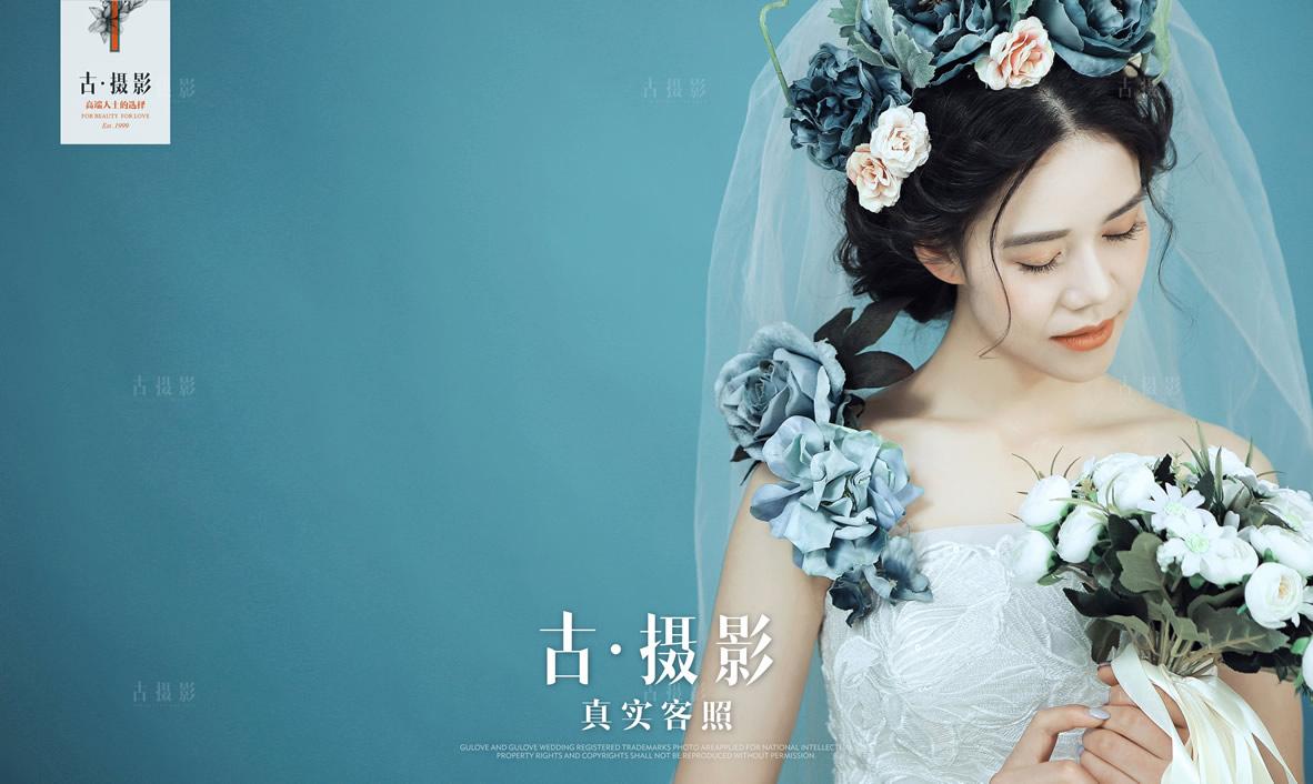 6月9日客片洪先生 卓小姐 - 每日客照 - love昆明古摄影-昆明婚纱摄影网