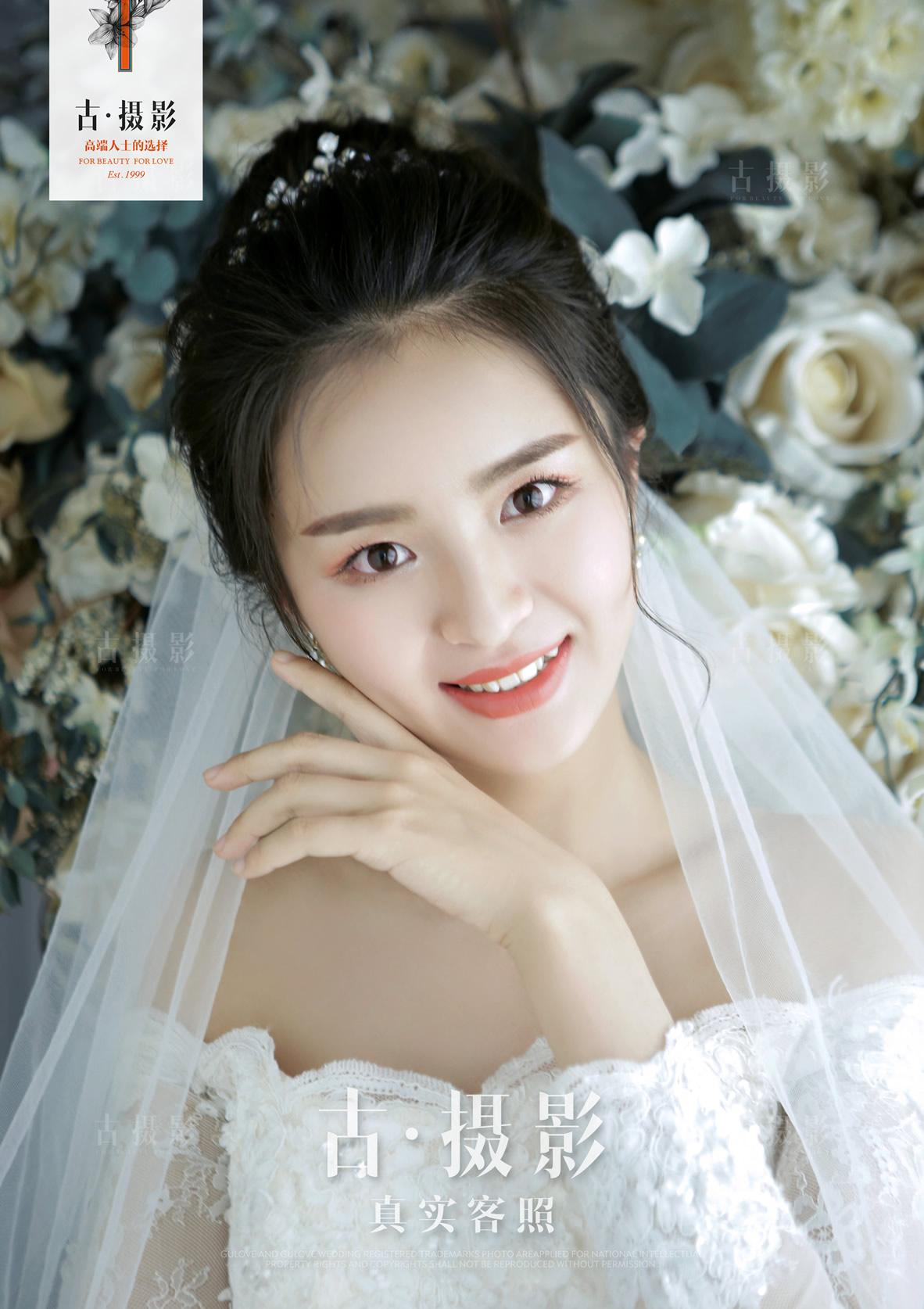 6月12日客片汪先生 张小姐 - 每日客照 - love昆明古摄影-昆明婚纱摄影网