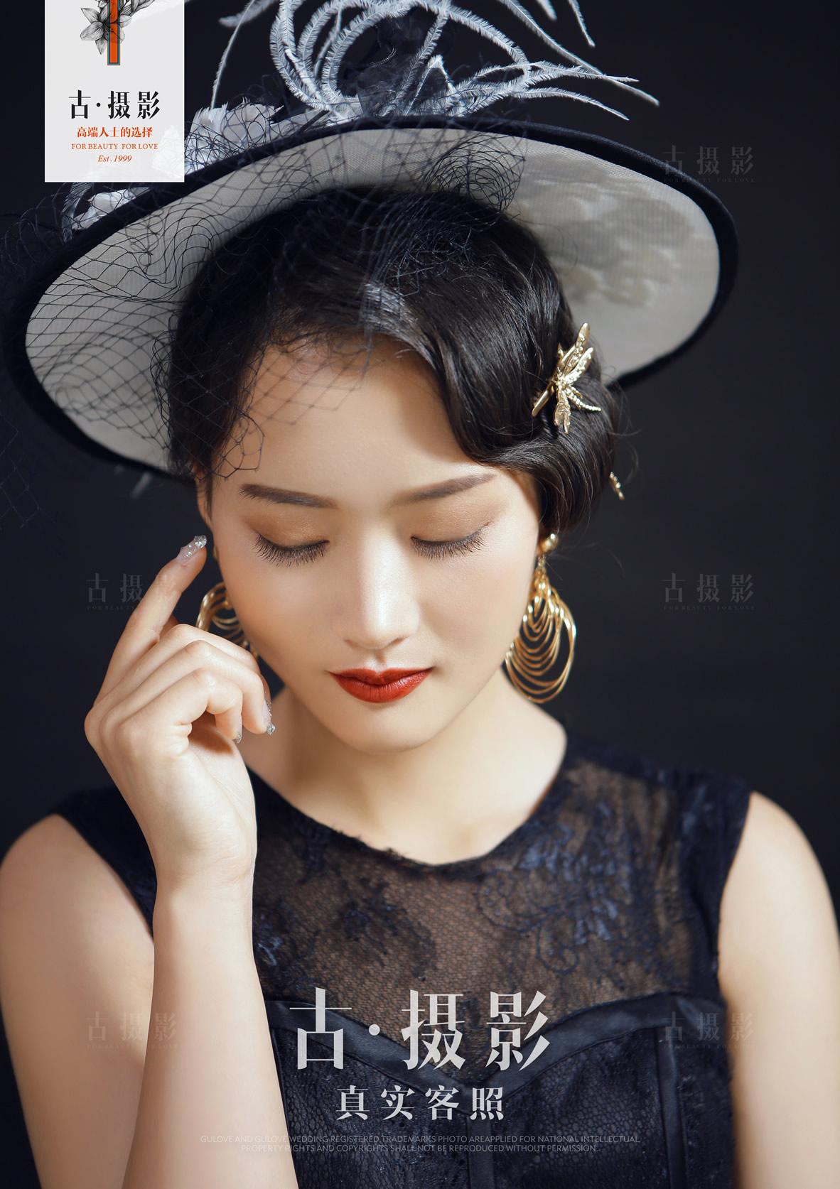 6月13日客片庞先生 刘小姐 - 每日客照 - love昆明古摄影-昆明婚纱摄影网