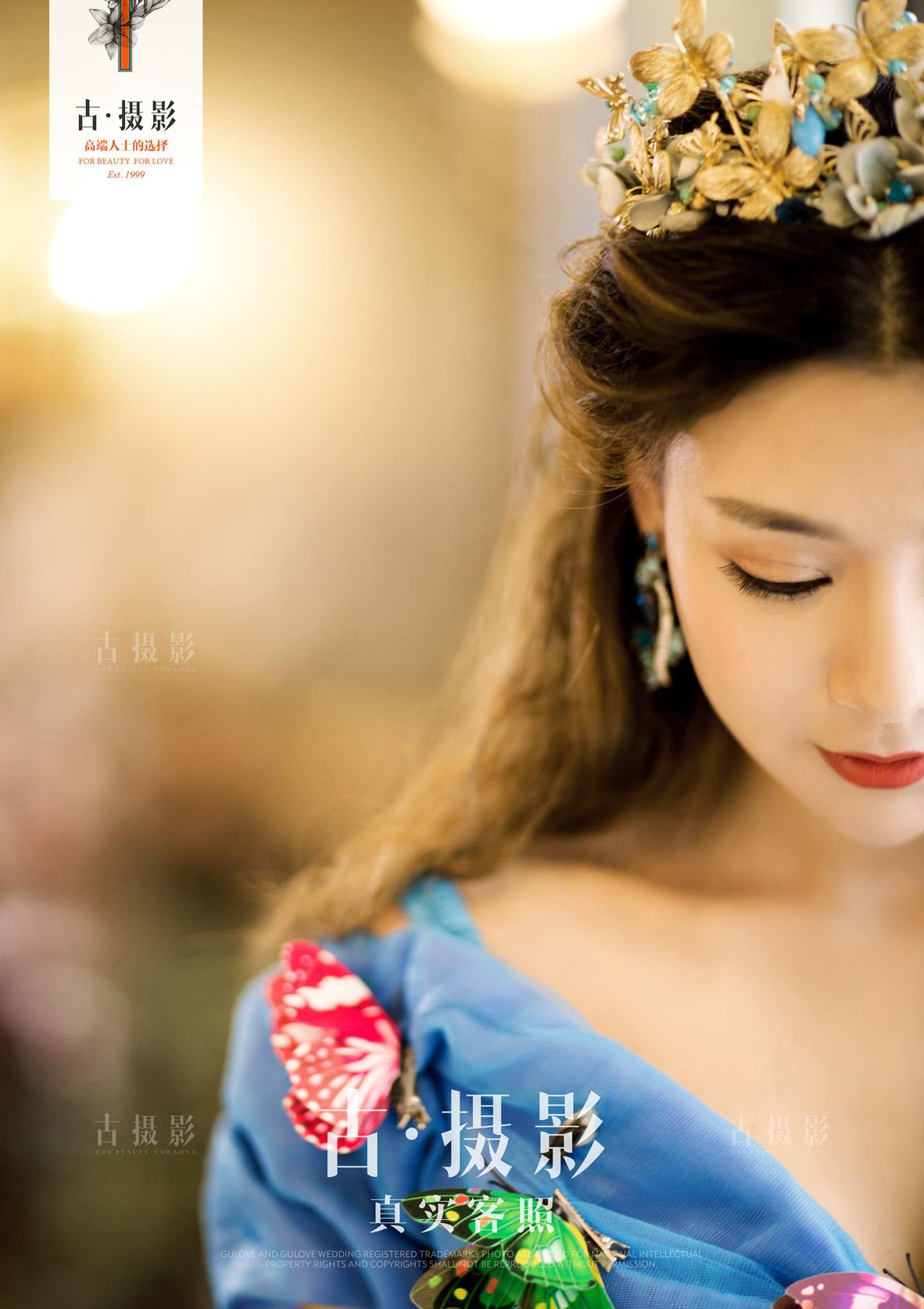 2月11日客片巩先生 田小姐 - 每日客照 - love昆明古摄影-昆明婚纱摄影网